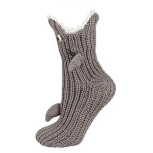 Shark Bed Socks Knitting Pattern : KIDS Slippers SOXO Socks, slippers, tights and more