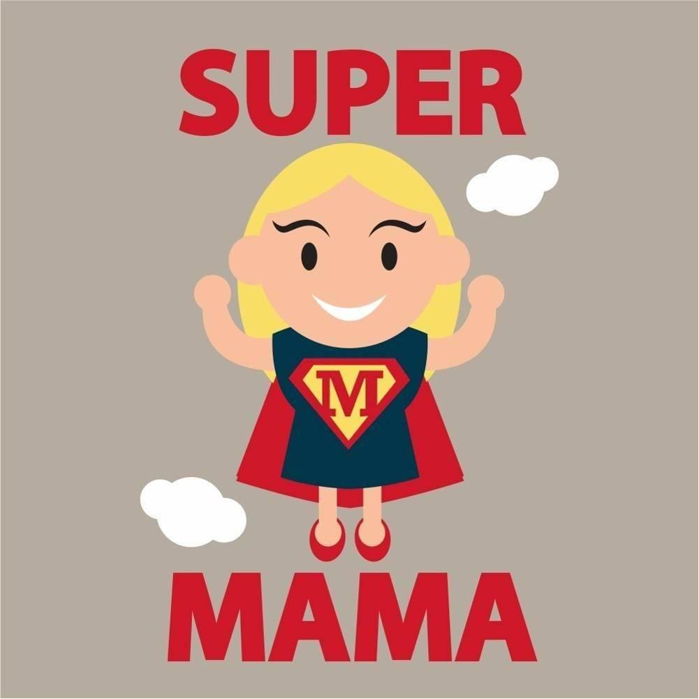A Super Hip Mid Century Modern Living Room 1967 Love The: SOXO Socks 'super Mama' (polish Text)