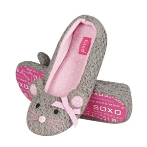SOXO Animal Ballerinas Premium