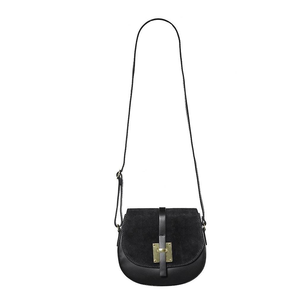 ff701fa148e5 A small handbag-trunk - color black