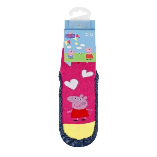 PEPPA PIG Children's moccasin slippers