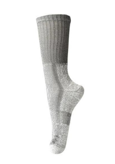 SOXO COOLMAX trekking socks – grey