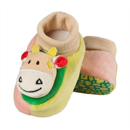 SOXO Infant animal slippers
