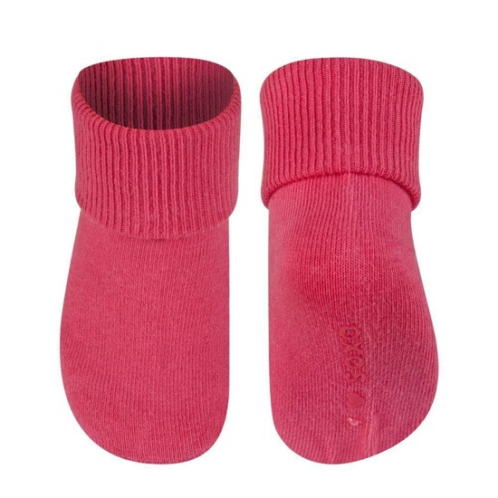 SOXO Infant plain socks with collar