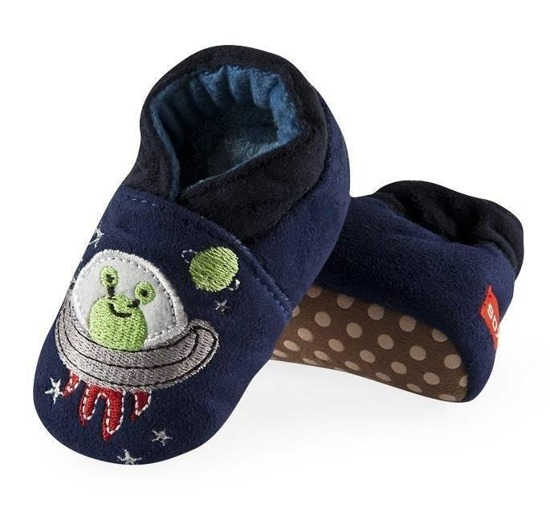 SOXO Infant slippers with application