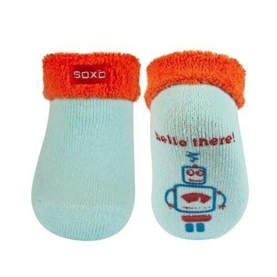 SOXO Infant socks with abs (terry)