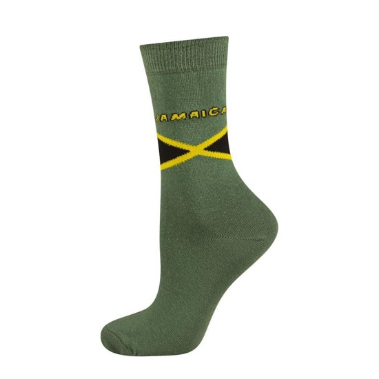 SOXO Men's socks with flags