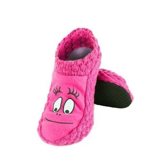 "SOXO Women's slippers "" with faces"""
