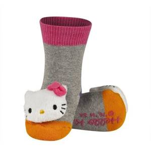 HELLO KITTY Infant socks with rattle
