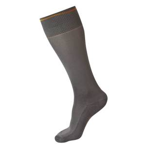 Men's football socks – grey