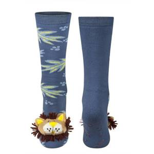 SOXO 3D socks with lion