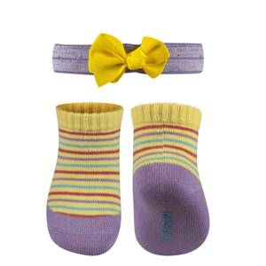 SOXO Baby set: socks with headband