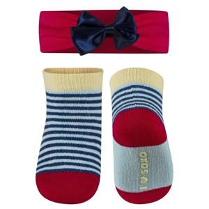 SOXO Baby set socks with headband