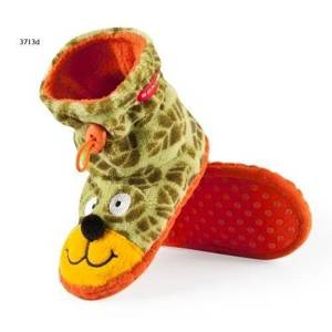 SOXO Children's boot slippers with funny faces