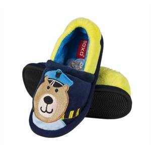 SOXO Children's slippers with rubber sole