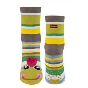 SOXO Children's socks with fluffy ears (terry)