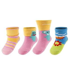 SOXO Infant set: 3 pairs of socks with surprise