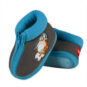 SOXO Infant slippers with zipper